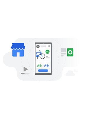 content cursus van Google