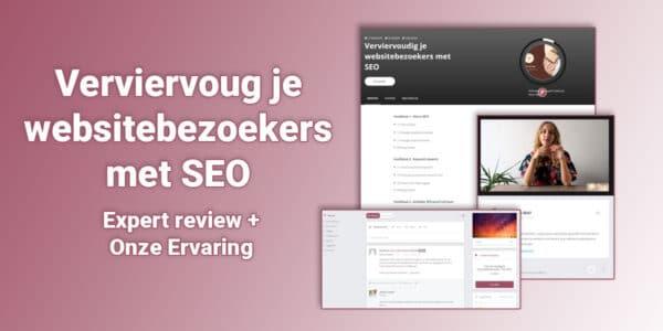 verviervoudig je websitebezoekers met SEO review